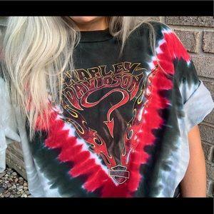80s/90s vintage single stitch Harley Davidson tee